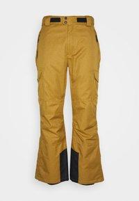 COMPLOUX - Snow pants - camel