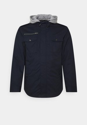 RESERVE HOODED JACKET - Light jacket - navy