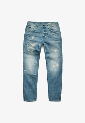 KATE BOYFRIEND - Straight leg jeans - light blue