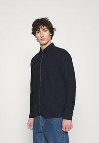 Polo Ralph Lauren - LONG SLEEVE SPORT SHIRT - Shirt - navy - 0