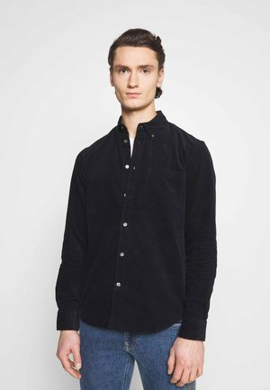 SHIRT - Skjorta - black dark