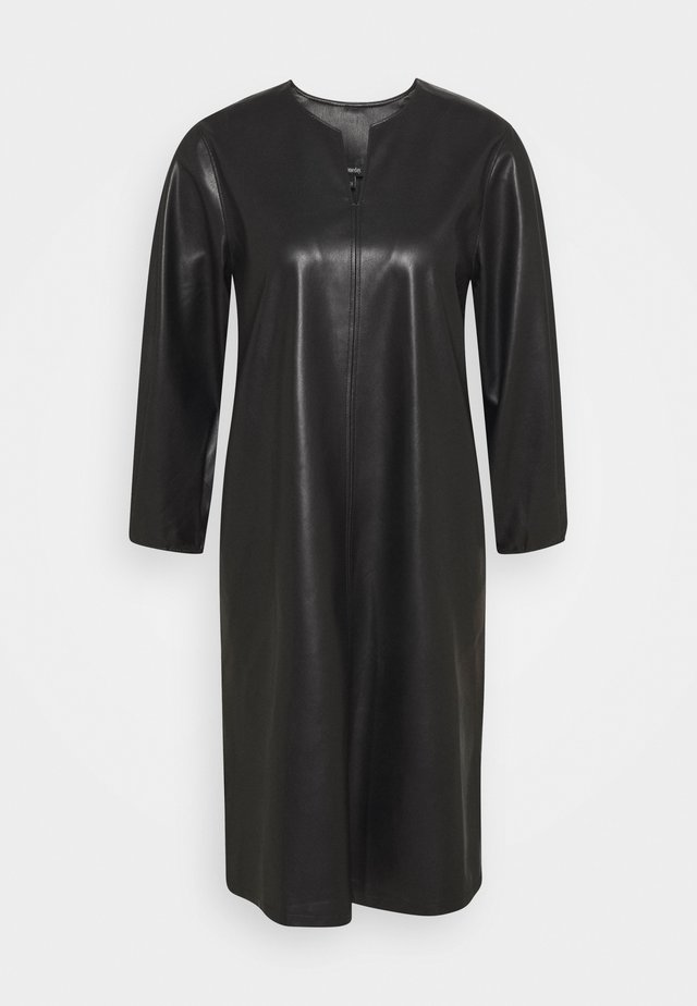 QUEGANA - Day dress - black