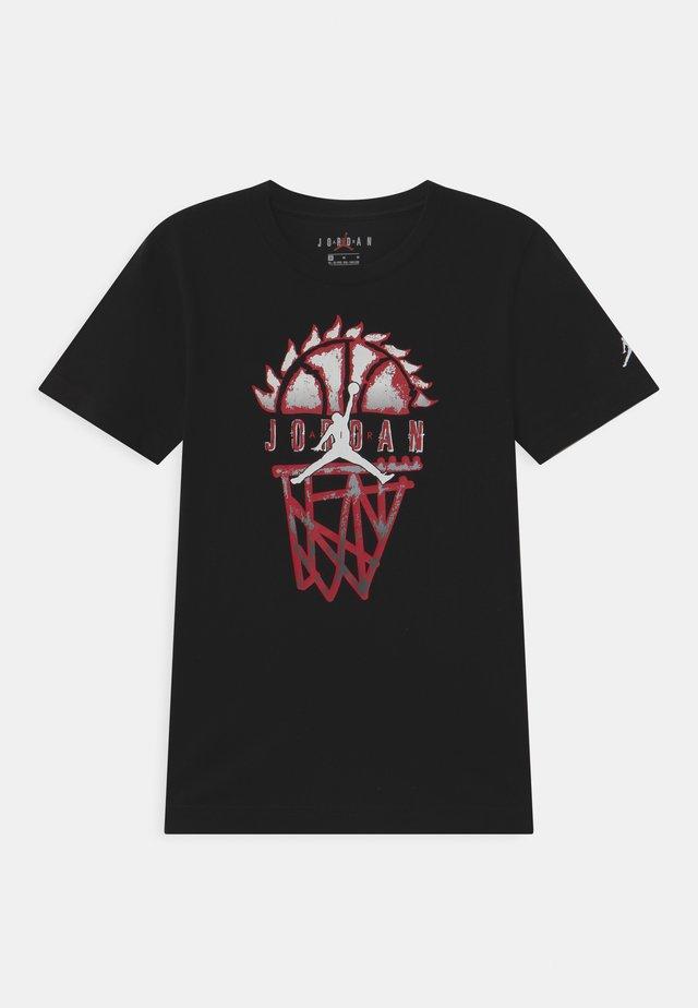 BASELINE UNISEX - T-shirt print - black