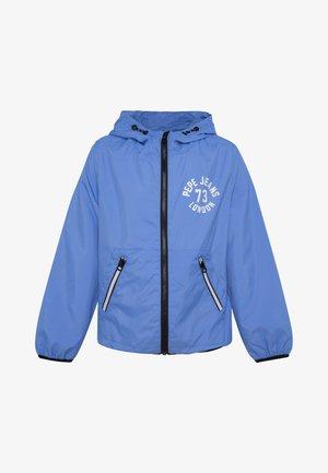 ALDER - Summer jacket - ultra blau