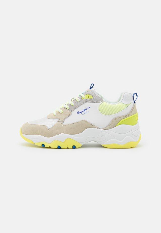 SLOANE RYTHM - Sneakers laag - ecru