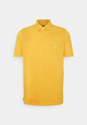 Polo shirt - amber