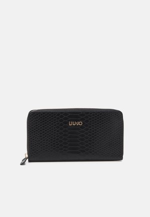 XL ZIP AROUND - Wallet - nero