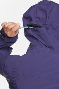 Jeff Green - CLARA - Regnjakke / vandafvisende jakker - astral lilac - 5