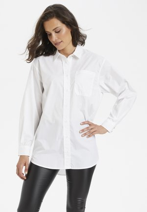 LOLLY - Button-down blouse - optical white
