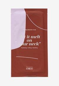 LOVBOD - MELTING MASK FOR NECK 2 PACK - Skincare set - - - 0