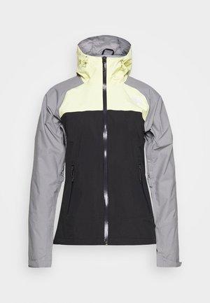STRATOS JACKET - Hardshell jacket - grey
