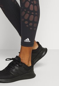 adidas Performance - POWER 7/8 - Leggings - black - 4