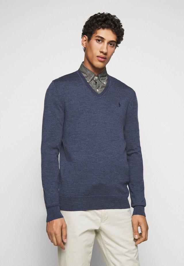Pullover - fresco blue heath