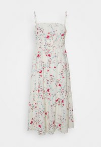 Vero Moda Petite - VMMILA SINGLET CALF DRESS - Kjole - birch/mila - 0