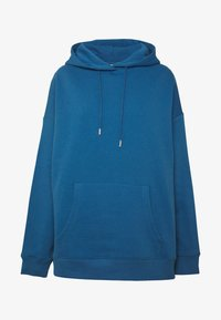 Nly by Nelly - OVERSIZED HOODIE - Sweat à capuche - blue - 4