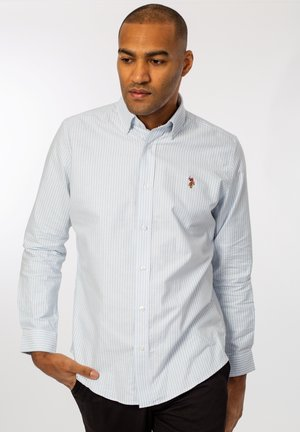 ARMIN - Skjorta - light blue stripe