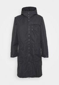 adidas Performance - ATHLETICS TECH SPORTS RELAXED JACKET - Training jacket - black - 4