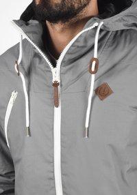 Solid - TILDEN - Light jacket - light gray - 3
