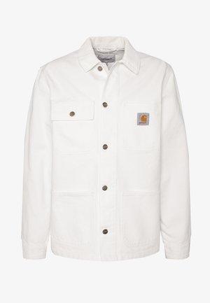 MICHIGAN COAT DEARBORN - Summer jacket - wax rinsed