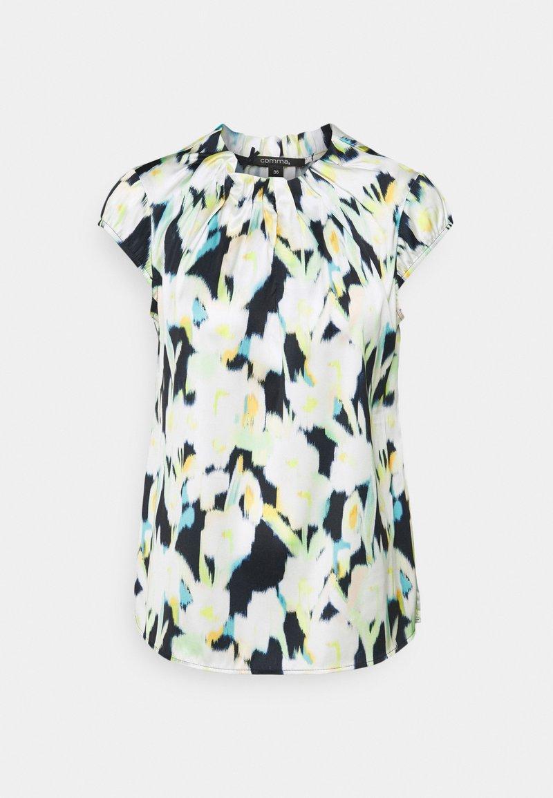 comma - Print T-shirt - multi-coloured