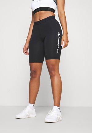 BIKE TRUNK - Leggings - black