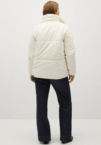 Violeta by Mango - NELA - Winter jacket - ecru - 2