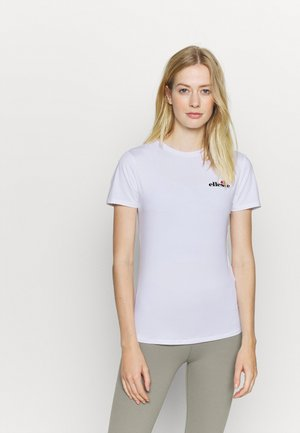 SETRI - Basic T-shirt - white