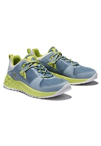 Timberland - SOLAR WAVE LOW - Trainers - ashley blue - 3
