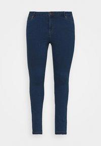 Vero Moda Curve - VMJUDY SLIM CURVE - Slim fit jeans - medium blue denim - 3