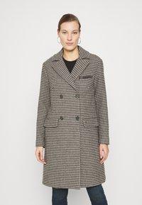 Mos Mosh - HELLA CHECK COAT - Classic coat - wet weather - 0