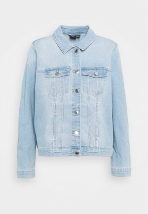 VMFAITH JACKET - Jeansjakke - light blue denim