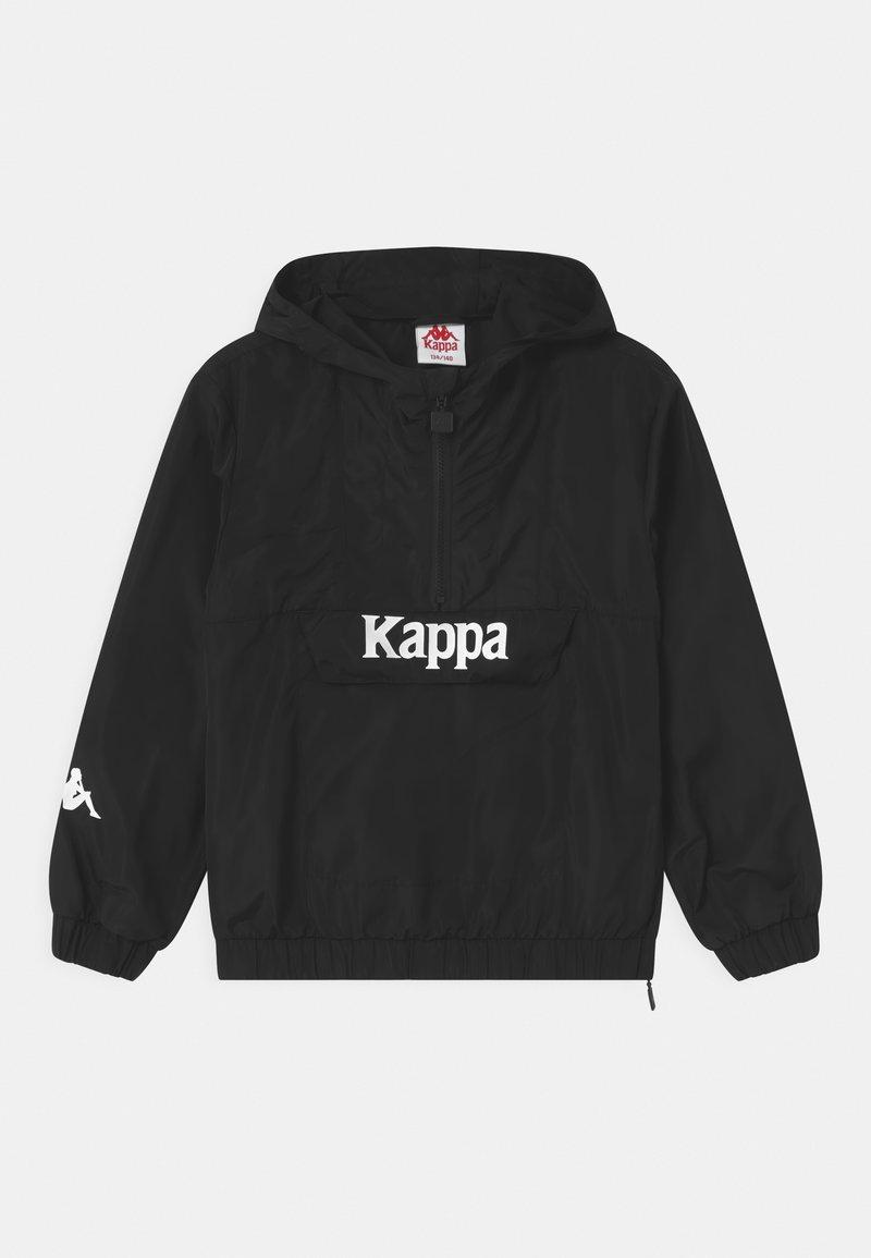 Kappa - ISSAC UNISEX - Sportovní bunda - caviar