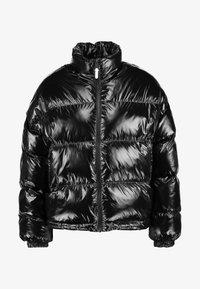 Napapijri - ART SHINY - Winter jacket - black - 4