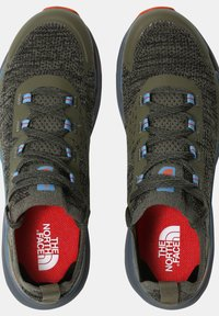 The North Face - ESCAPE - Hikingskor - new taupe green zinc grey - 2