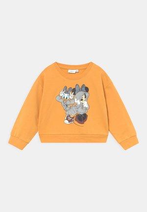 NMFMINNIE ASTRID OVERSIZE  - Sweatshirt - golden apricot