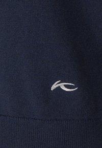 Kjus - MEN KIRK FRONT LOGO - Sweatshirt - atlanta blue melange - 2