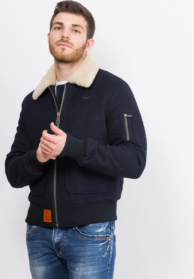AVIATOR - Light jacket - navy