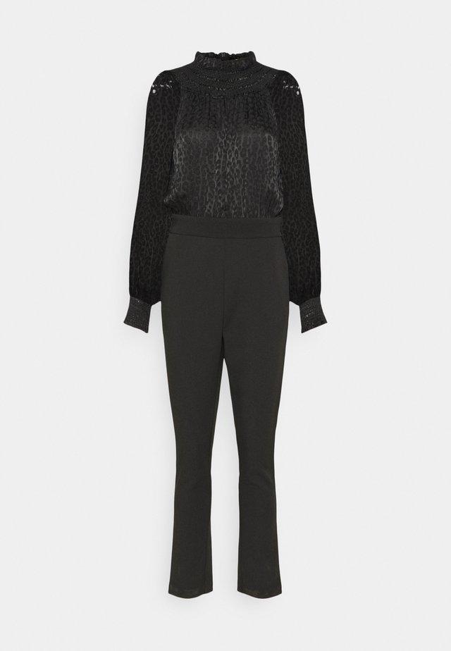 MINI LEO  - Jumpsuit - black