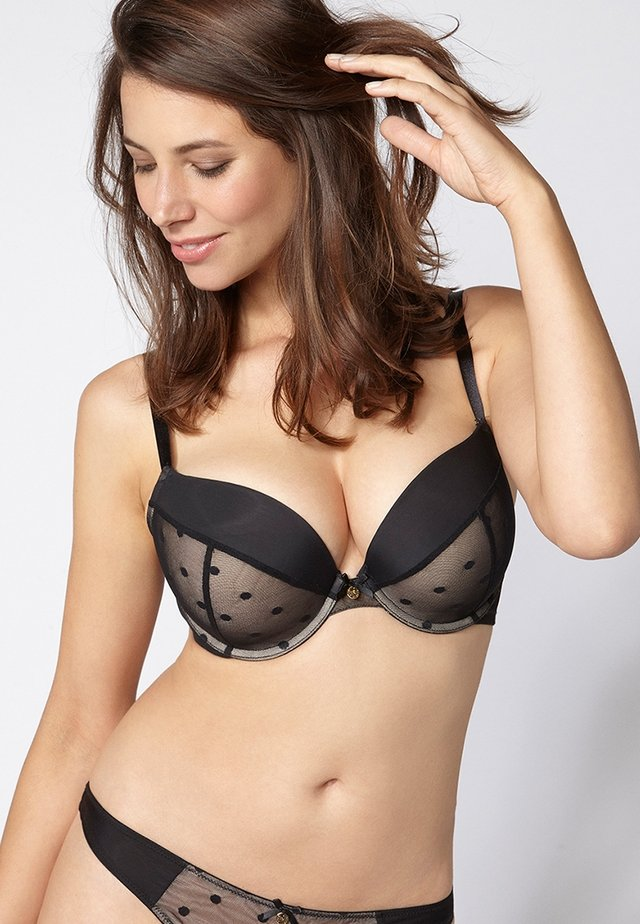 AVRIL - Soutien-gorge à armatures - black mix