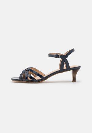 BIRKIN  - Sandals - navy