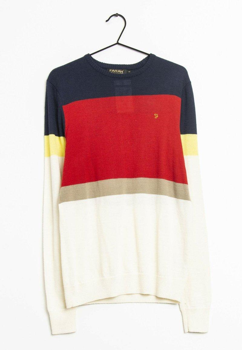 Farah - Stickad tröja - multi colored