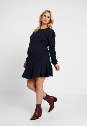 DRESS RUN - Day dress - navy