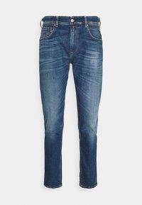 JOHNFRUS - Slim fit jeans - medium blue