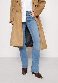 Mavi - BELLA MID RISE - Bootcut jeans - light sky glam - 3