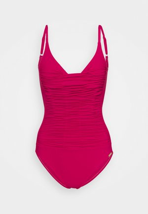 MARYAN ELEMENTS - Costume da bagno - cranberry