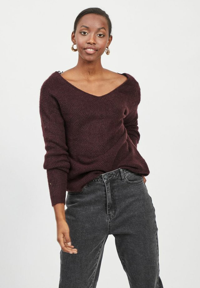 Sweter - winetasting