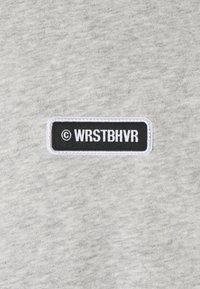 WRSTBHVR - UNISEX  - Zip-up hoodie - grey - 2