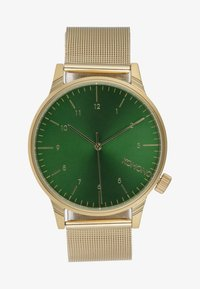 Komono - THE WINSTON ROYALE - Reloj - gold/dark green - 1
