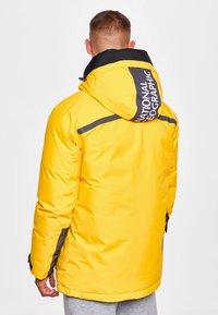 National Geographic - Down jacket - lemon chrome - 1