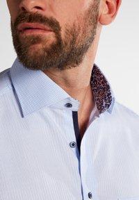 Eterna - COMFORT FIT - Shirt - light blue - 2